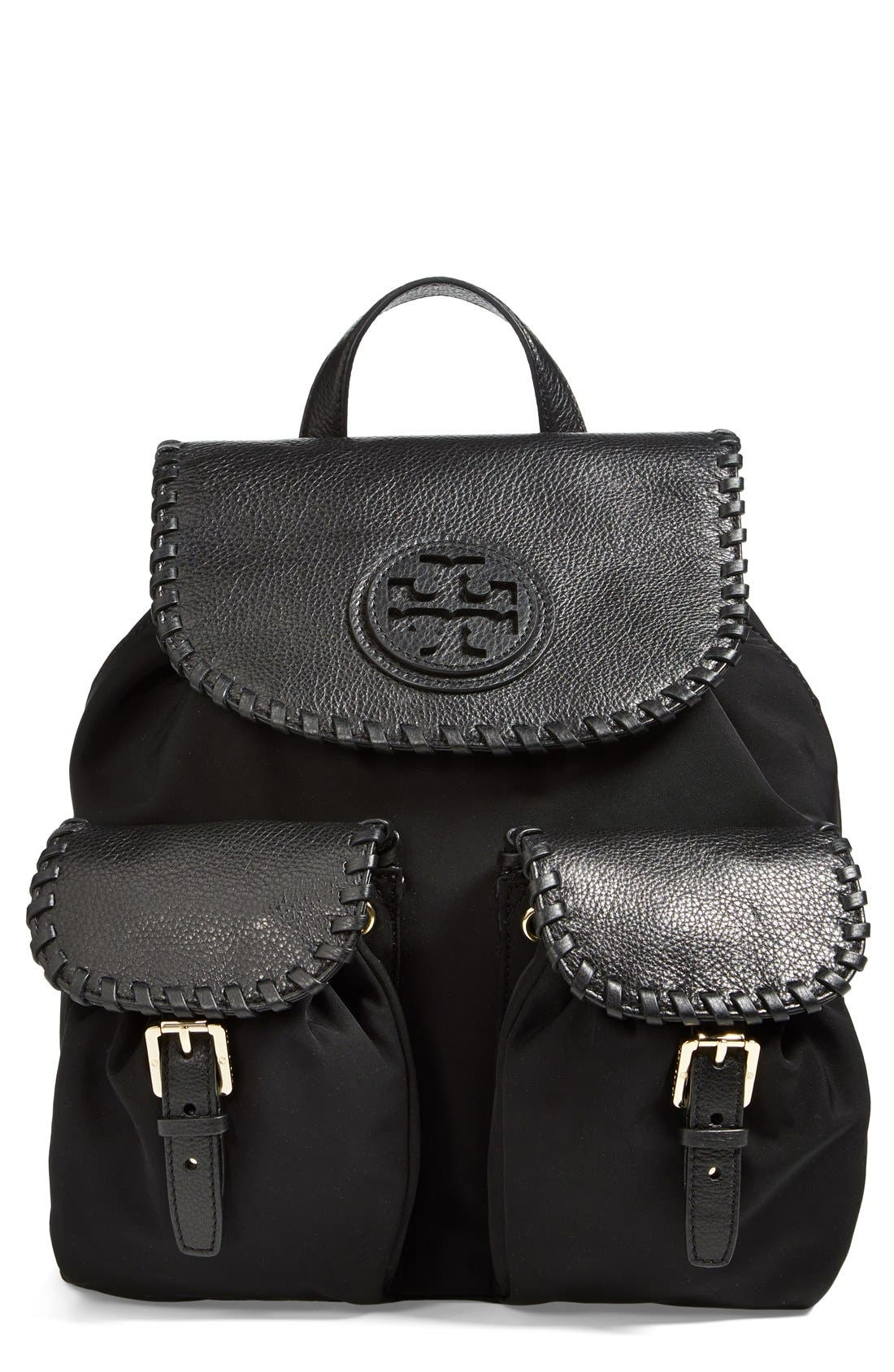 Alternate Image 1 Selected - Tory Burch 'Marion' Backpack