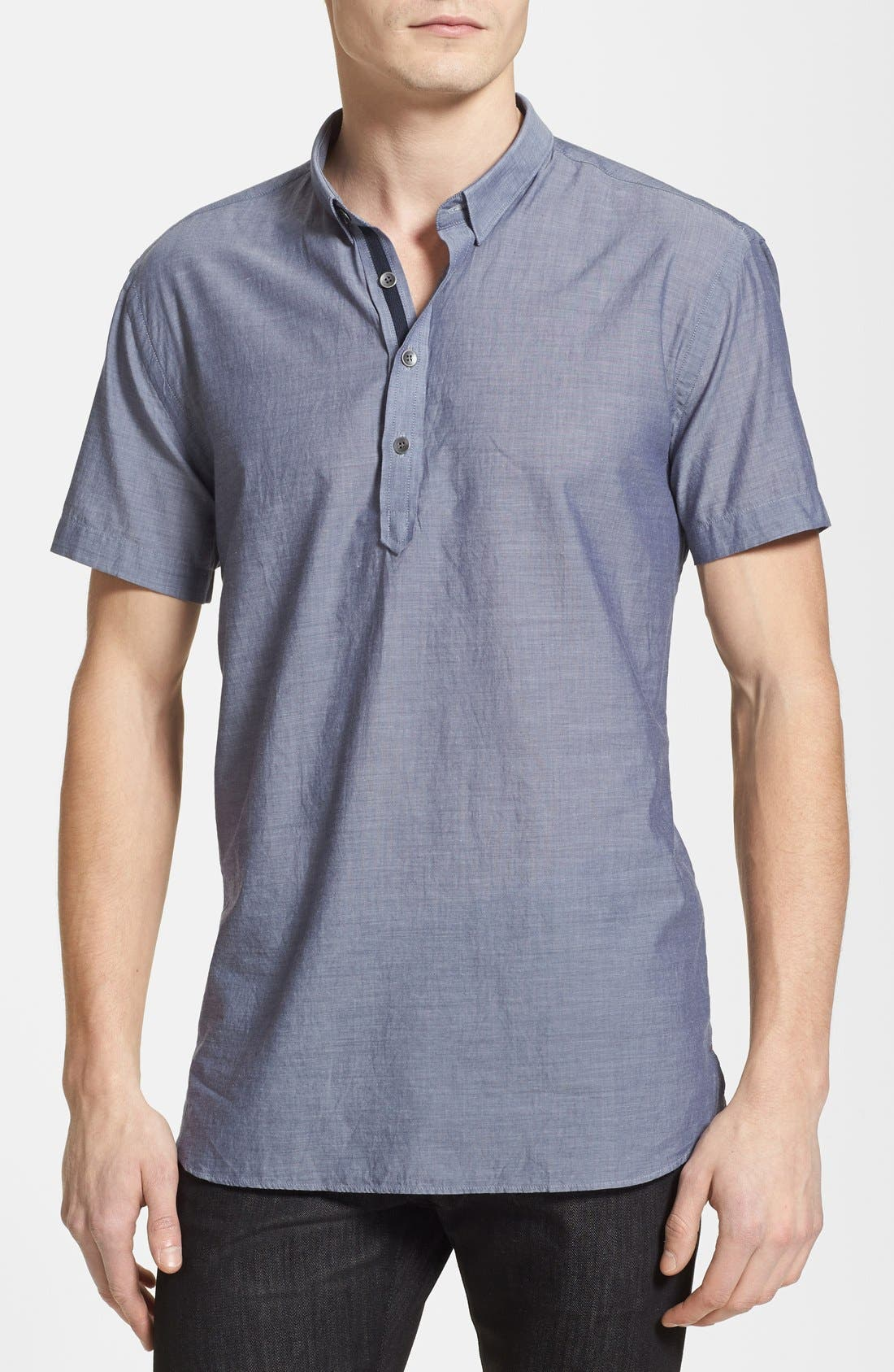 Main Image - Bespoken Slim Fit Polo Shirt