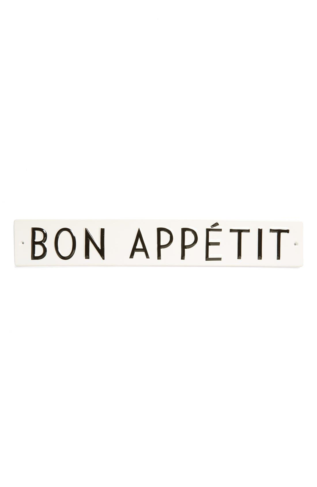 Alternate Image 1 Selected - Rosanna 'Bon Appétit' Porcelain Wall Art