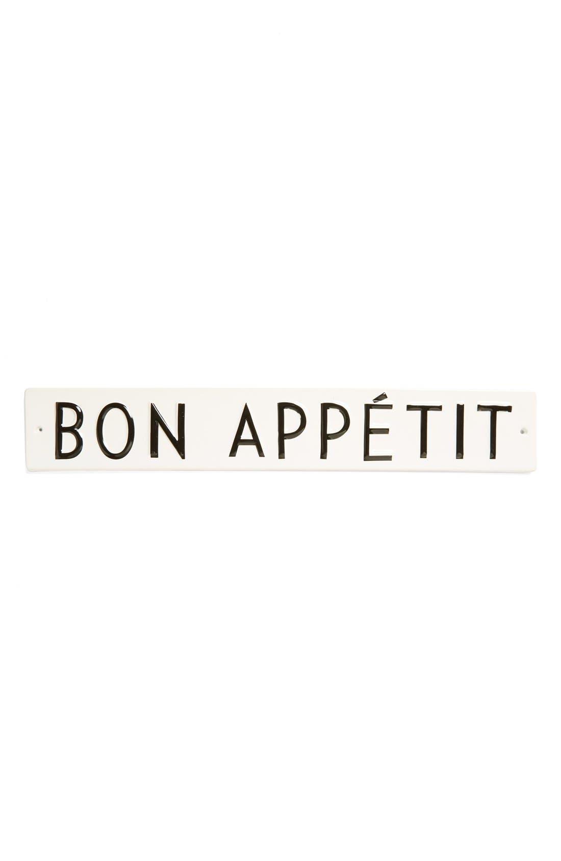 Main Image - Rosanna 'Bon Appétit' Porcelain Wall Art
