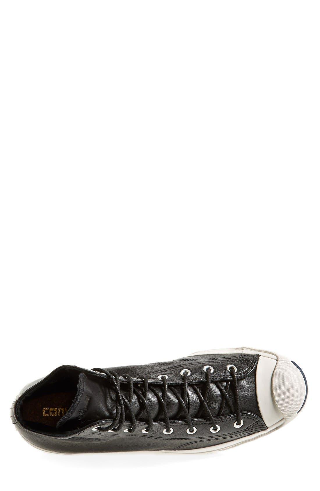 Alternate Image 3  - Converse 'Jack Purcell - Jack Mid' Sneaker (Men) (Online Only)