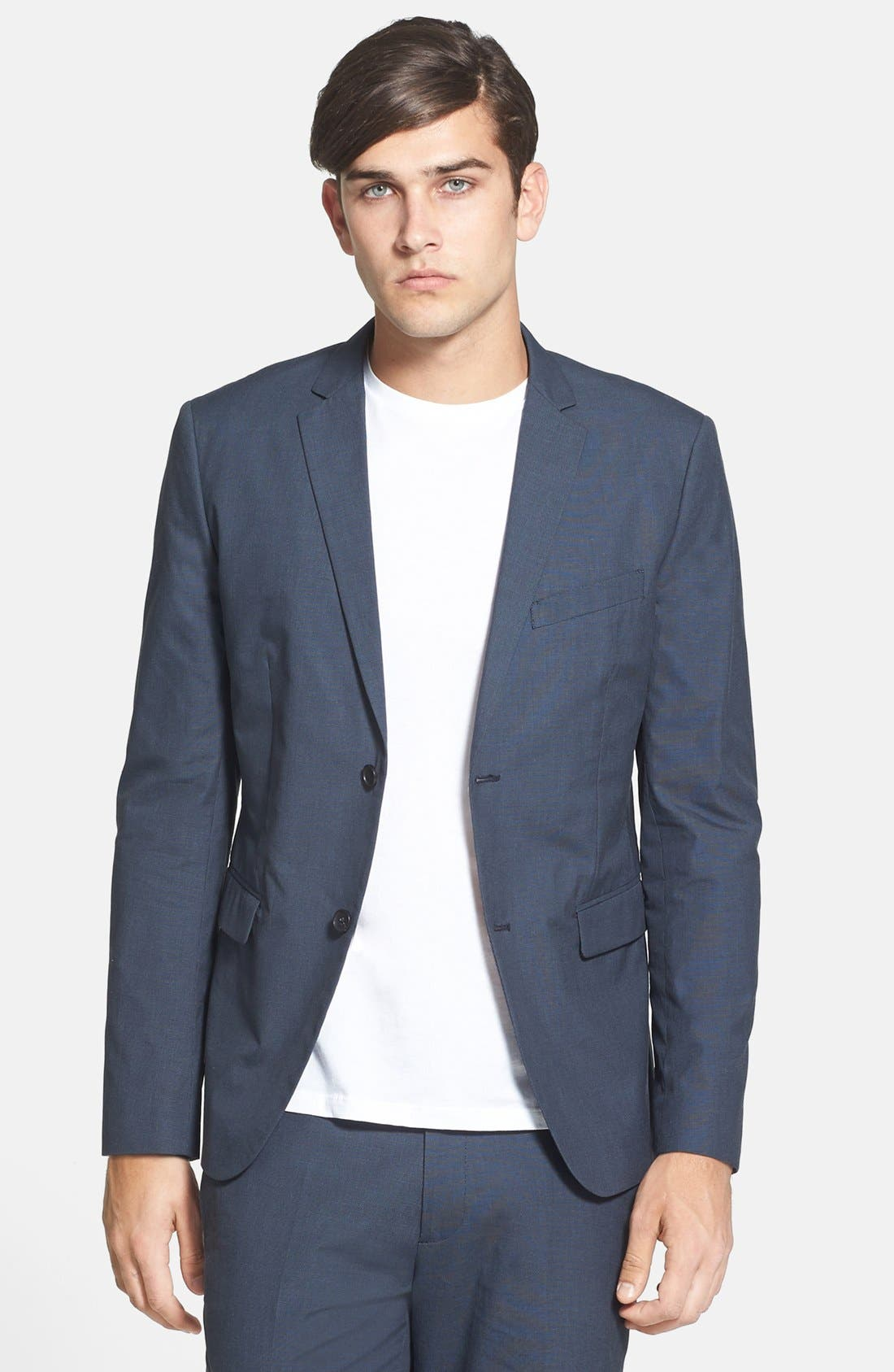 Alternate Image 1 Selected - Theory 'Rodolf CF.Rennel' Modern Fit Sport Coat