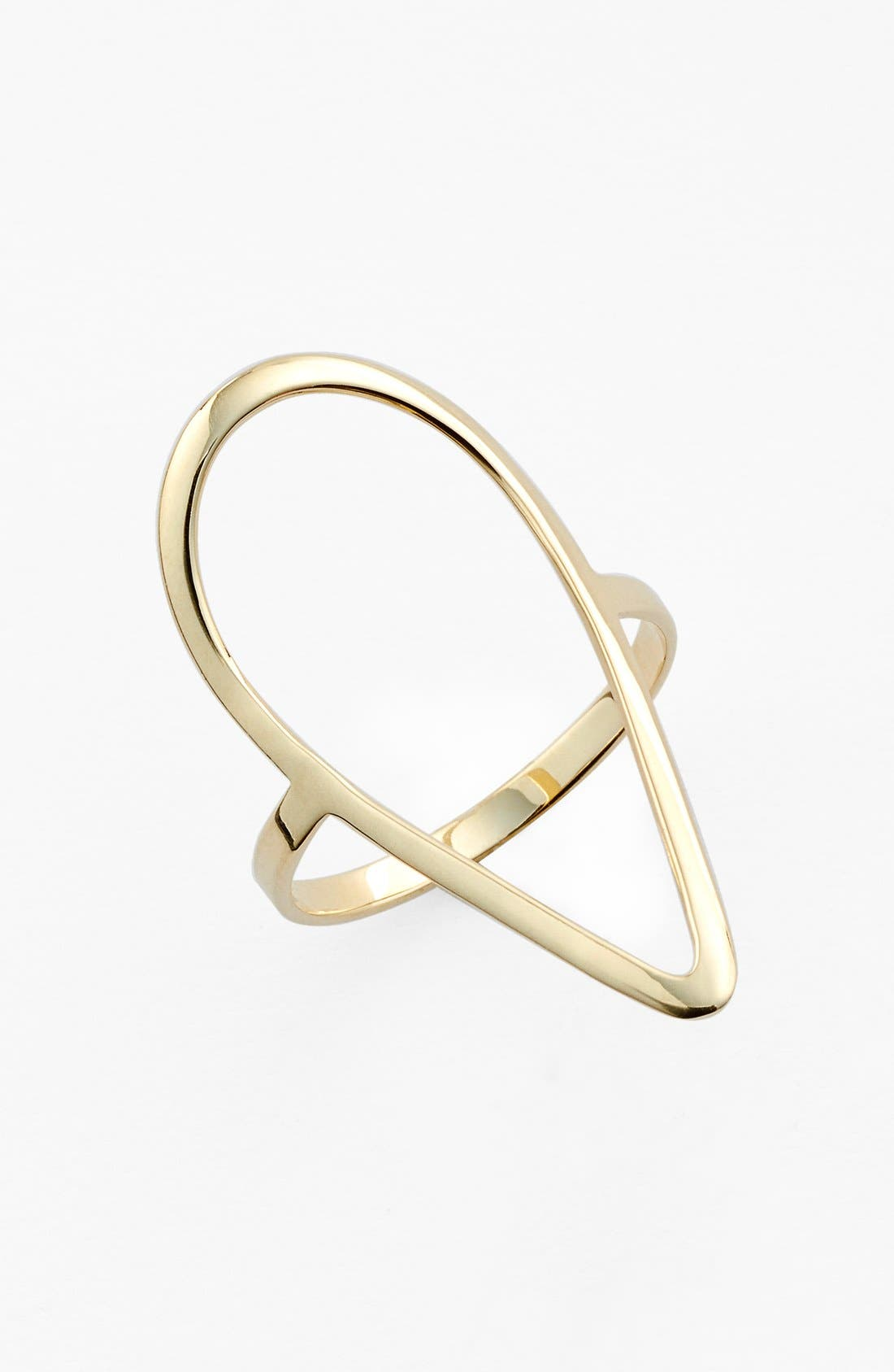 Alternate Image 1 Selected - Lana Jewelry 'Pear' Open Ring