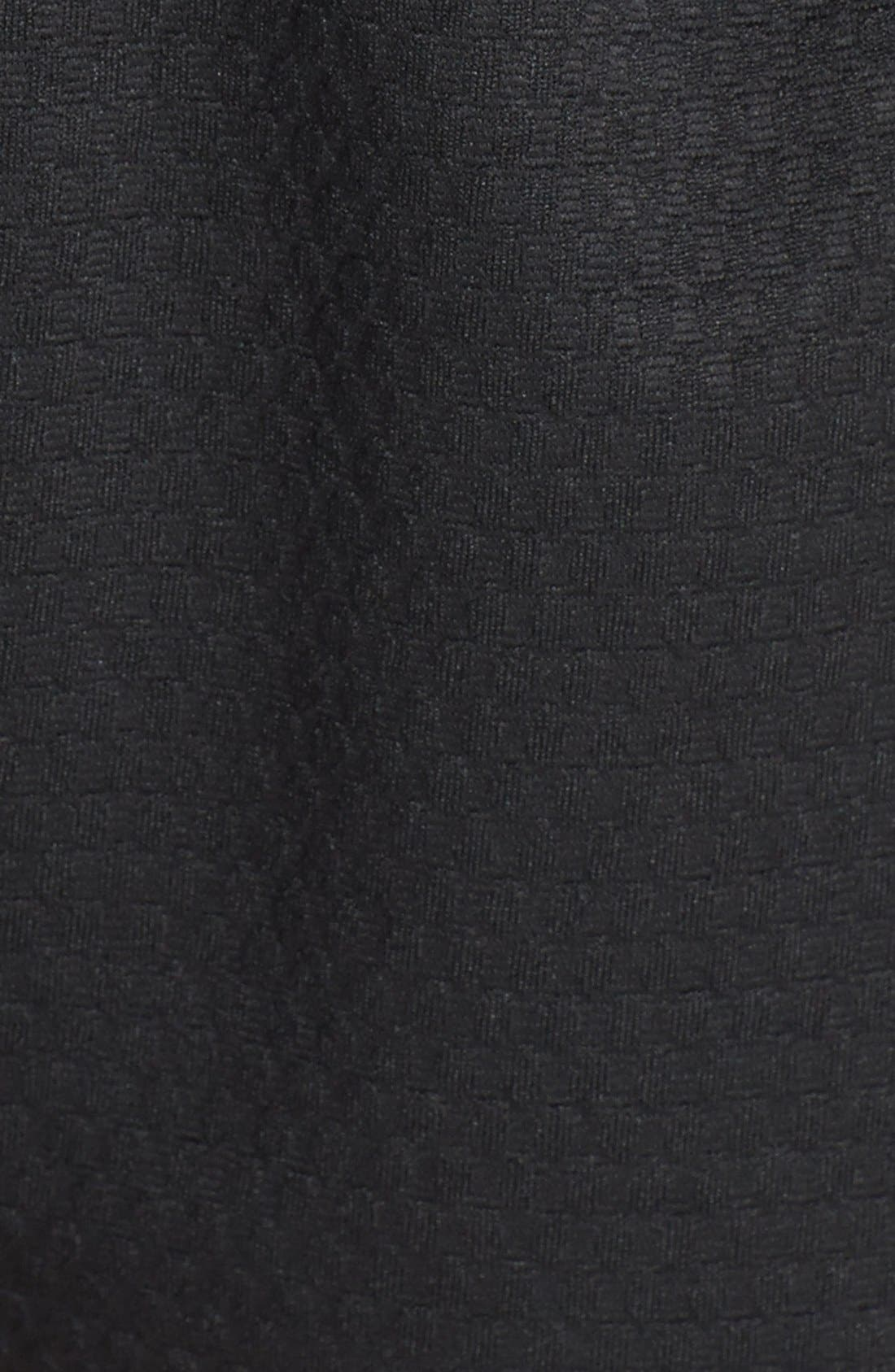 Alternate Image 3  - June & Hudson Strap Detail Textured Romper