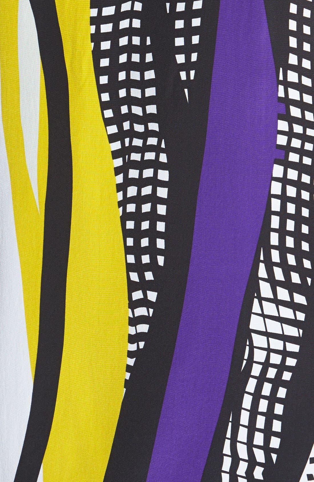 Alternate Image 3  - Diane von Furstenberg 'Jackie' Sequin Silk Tank