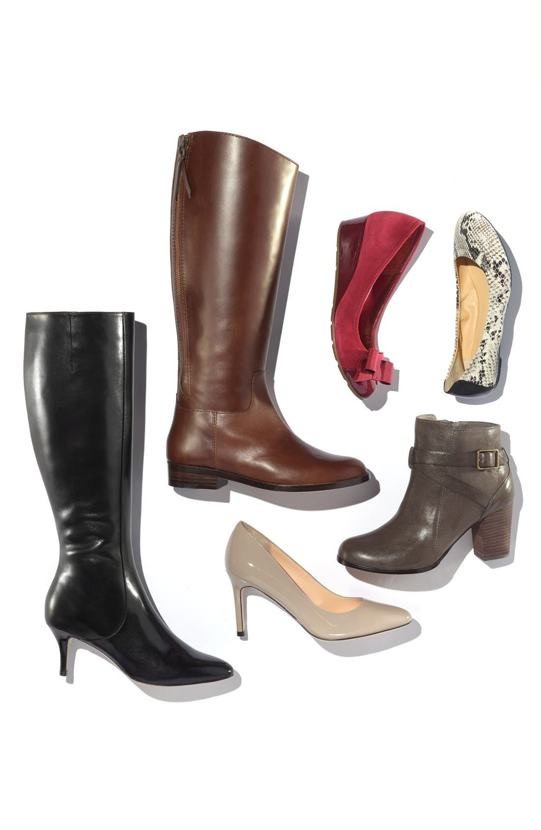 Alternate Image 2  - Cole Haan 'Cassidy' Wraparound Strap Boot (Women)