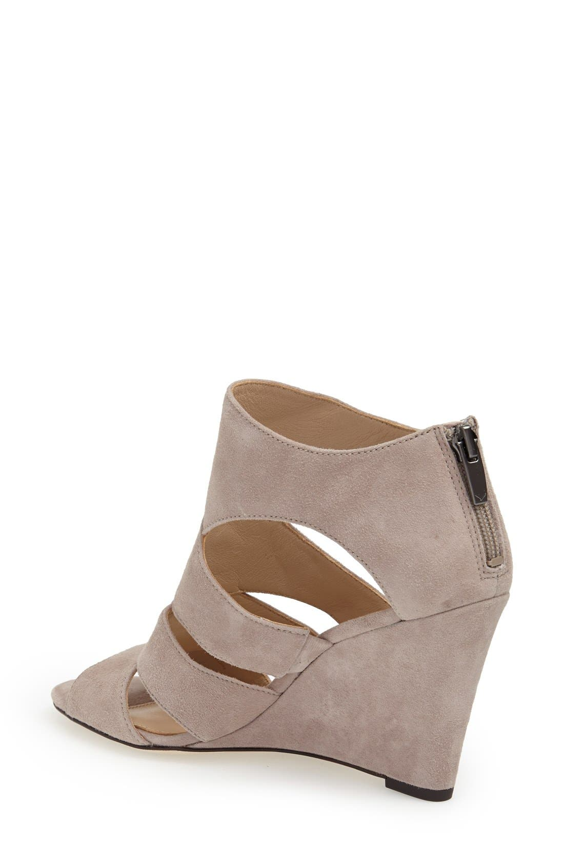 Alternate Image 2  - Via Spiga 'Fion' Wedge Sandal (Women)