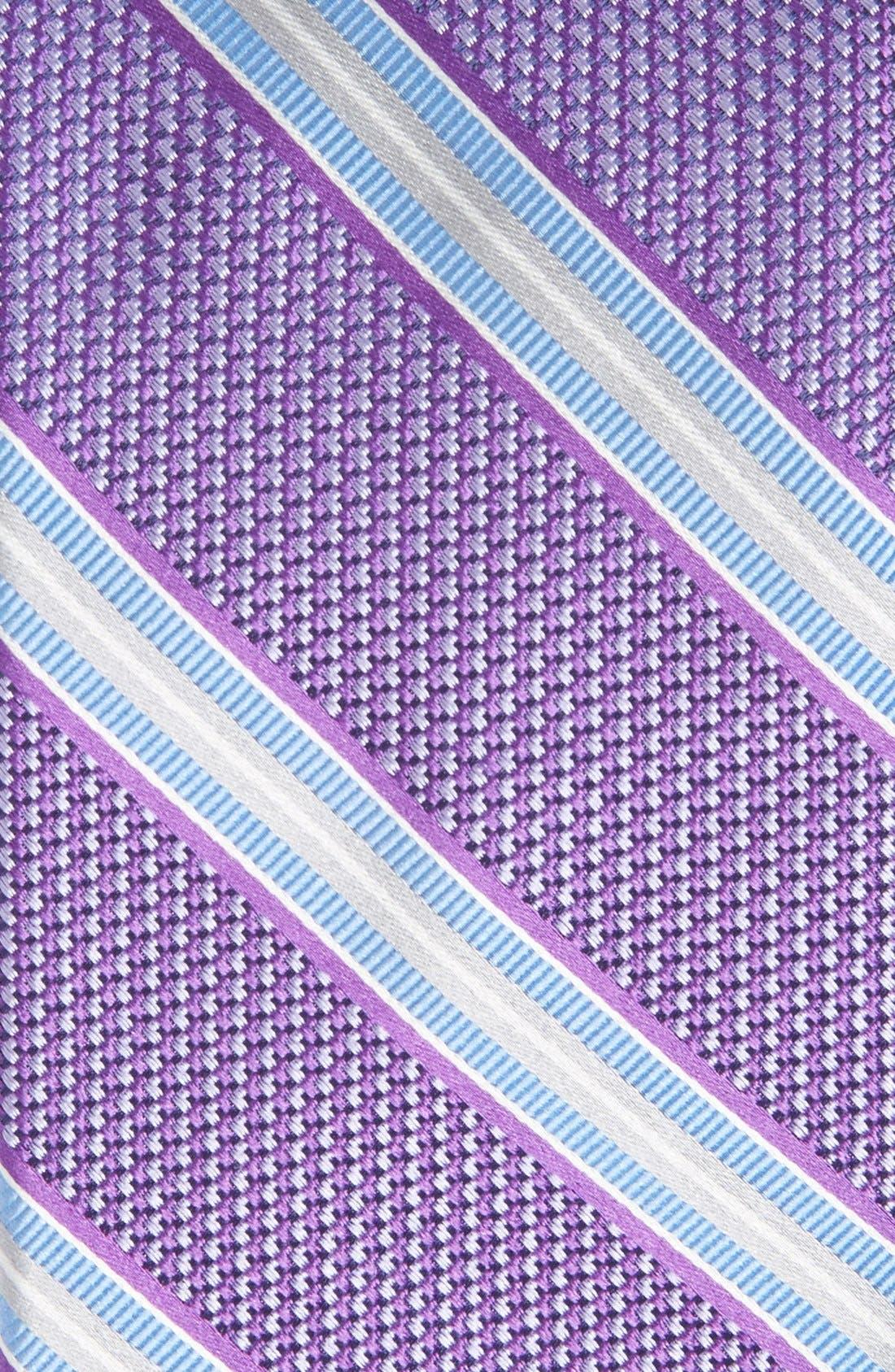 Alternate Image 2  - John W. Nordstrom® 'Robinson' Woven Silk Tie