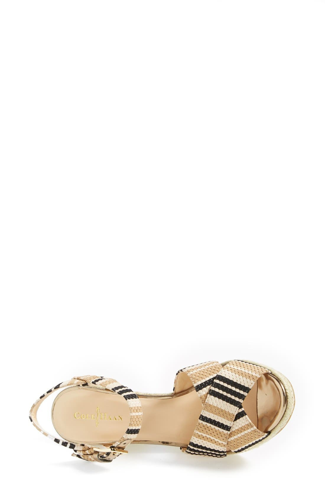 Alternate Image 3  - Cole Haan 'Hart' Wedge Platform Sandal