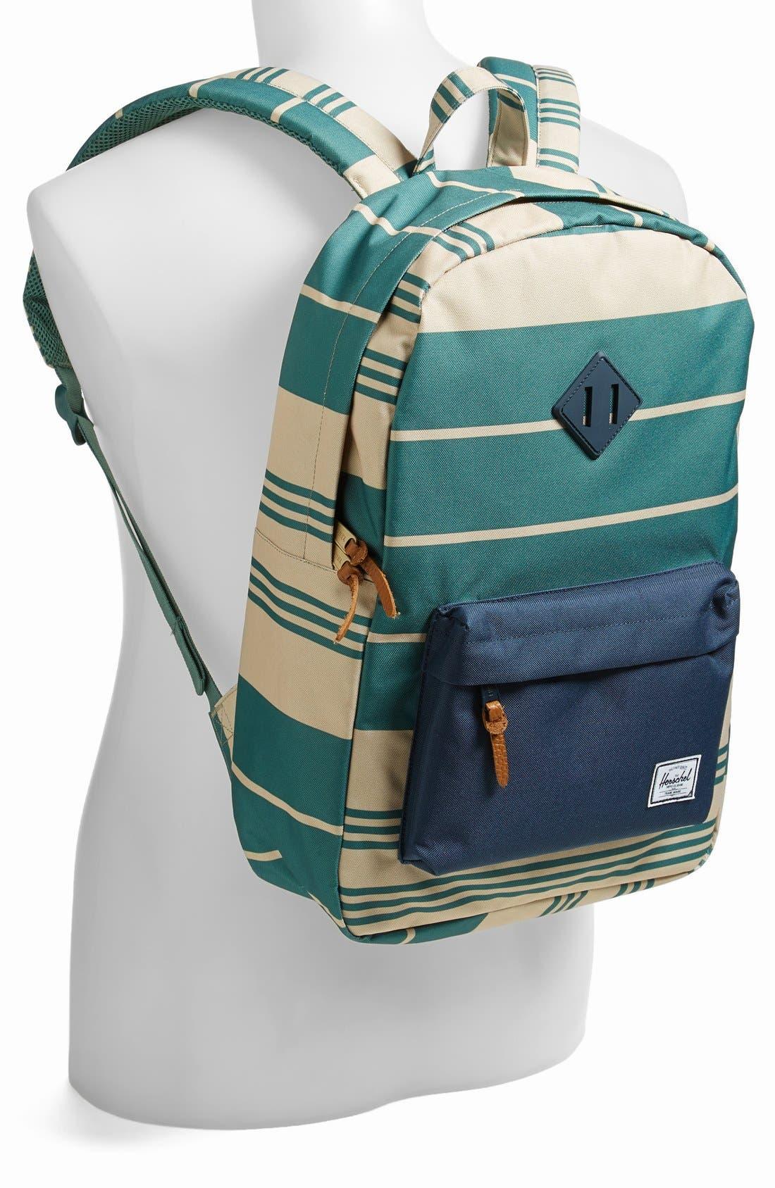 Alternate Image 4  - Herschel Supply Co. 'Heritage' Backpack