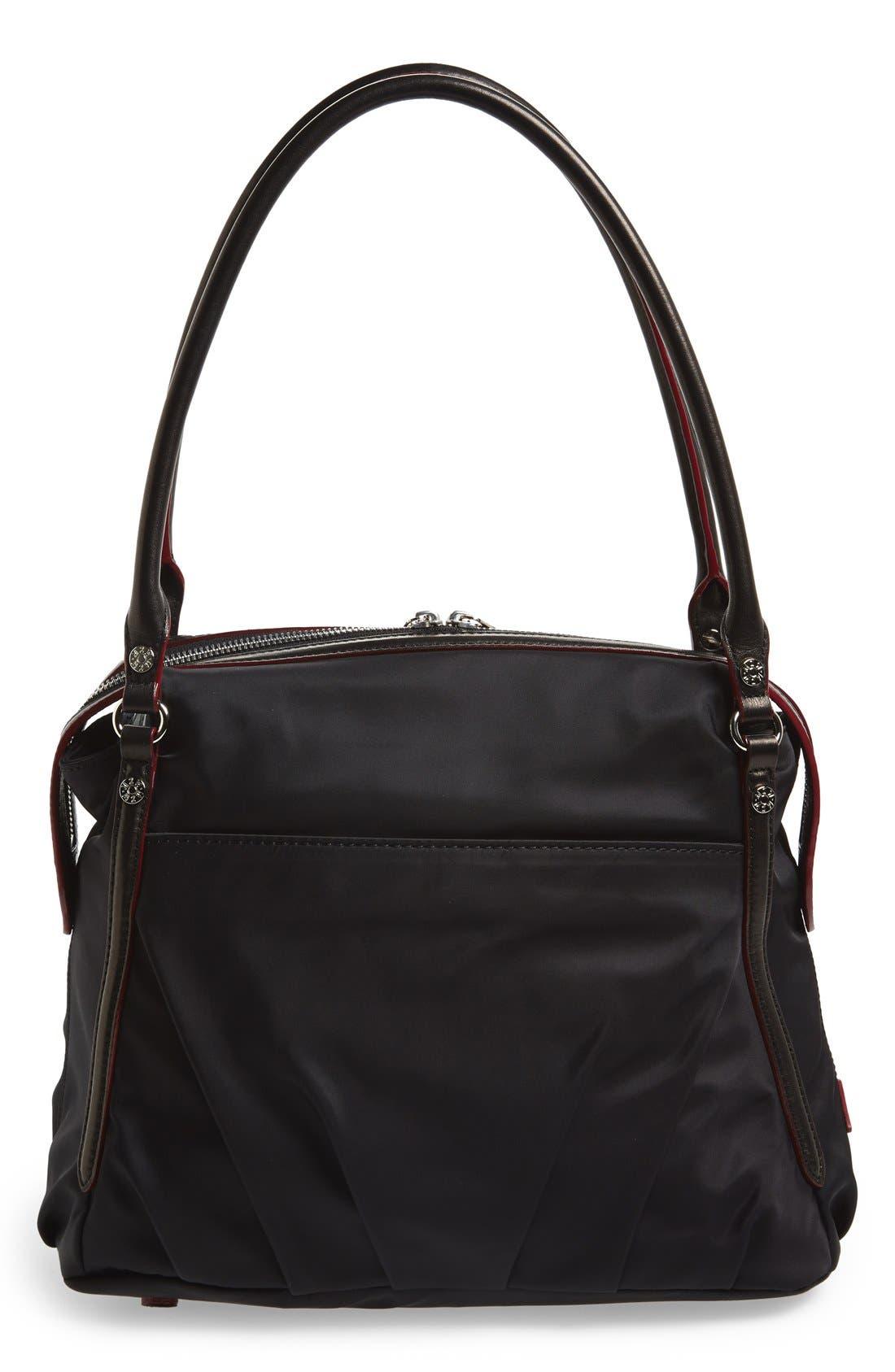 Alternate Image 3  - MZ Wallace 'Moto Georgie' Bedford Nylon Shoulder Bag