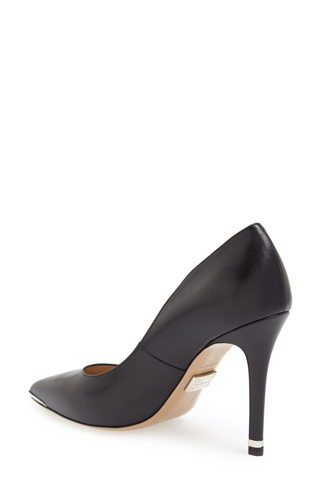 Alternate Image 2  - Michael Kors 'Avra' Pointy Toe Pump (Women)