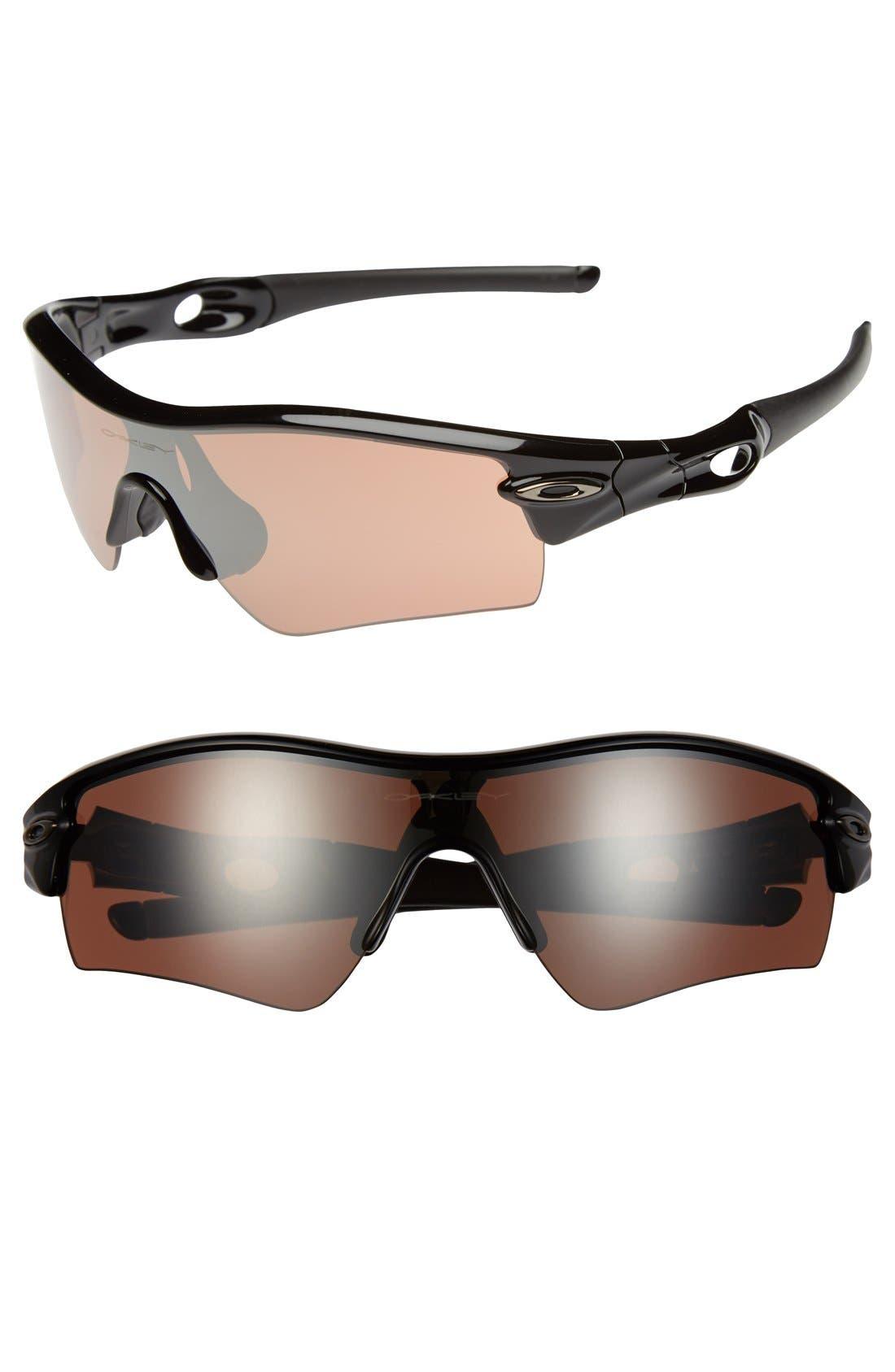 Alternate Image 1 Selected - Oakley 'Radar Path' 155mm Shield Sunglasses