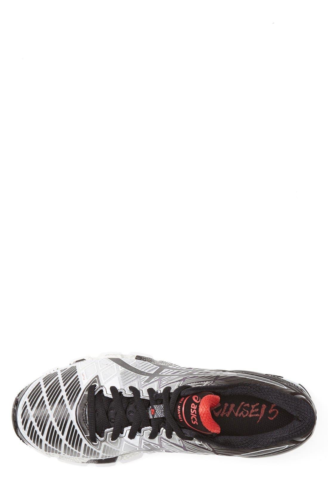 Alternate Image 3  - ASICS® 'GEL-Kinsei 5' Running Shoe (Men)