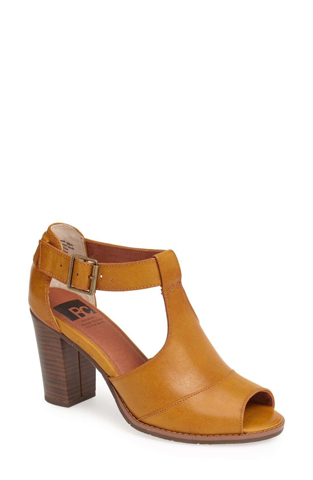 Alternate Image 1 Selected - BC Footwear 'Away We Go' Open Toe Sandal (Women)