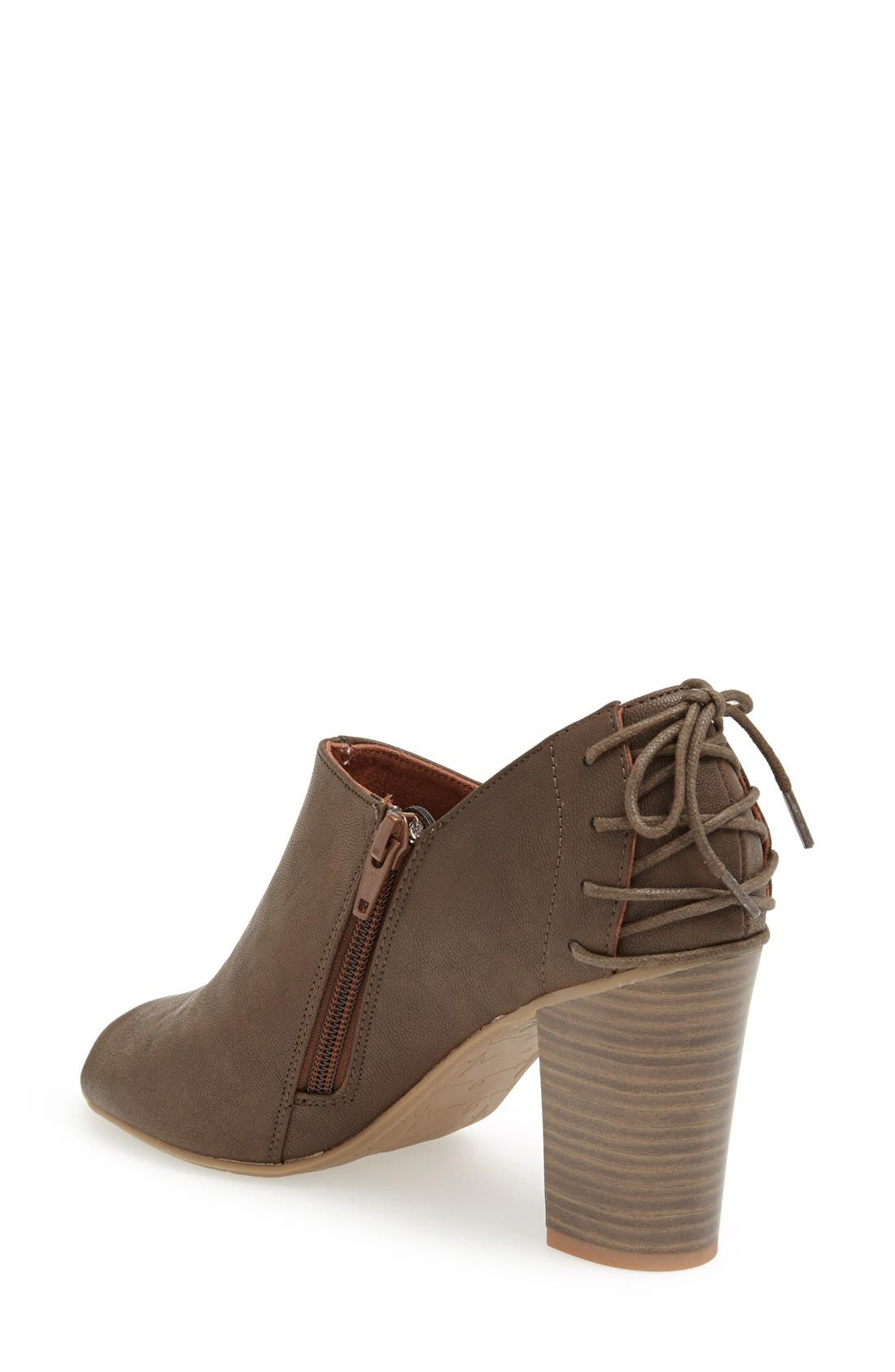 Alternate Image 2  - BC Footwear 'Picture It' Bootie (Women)
