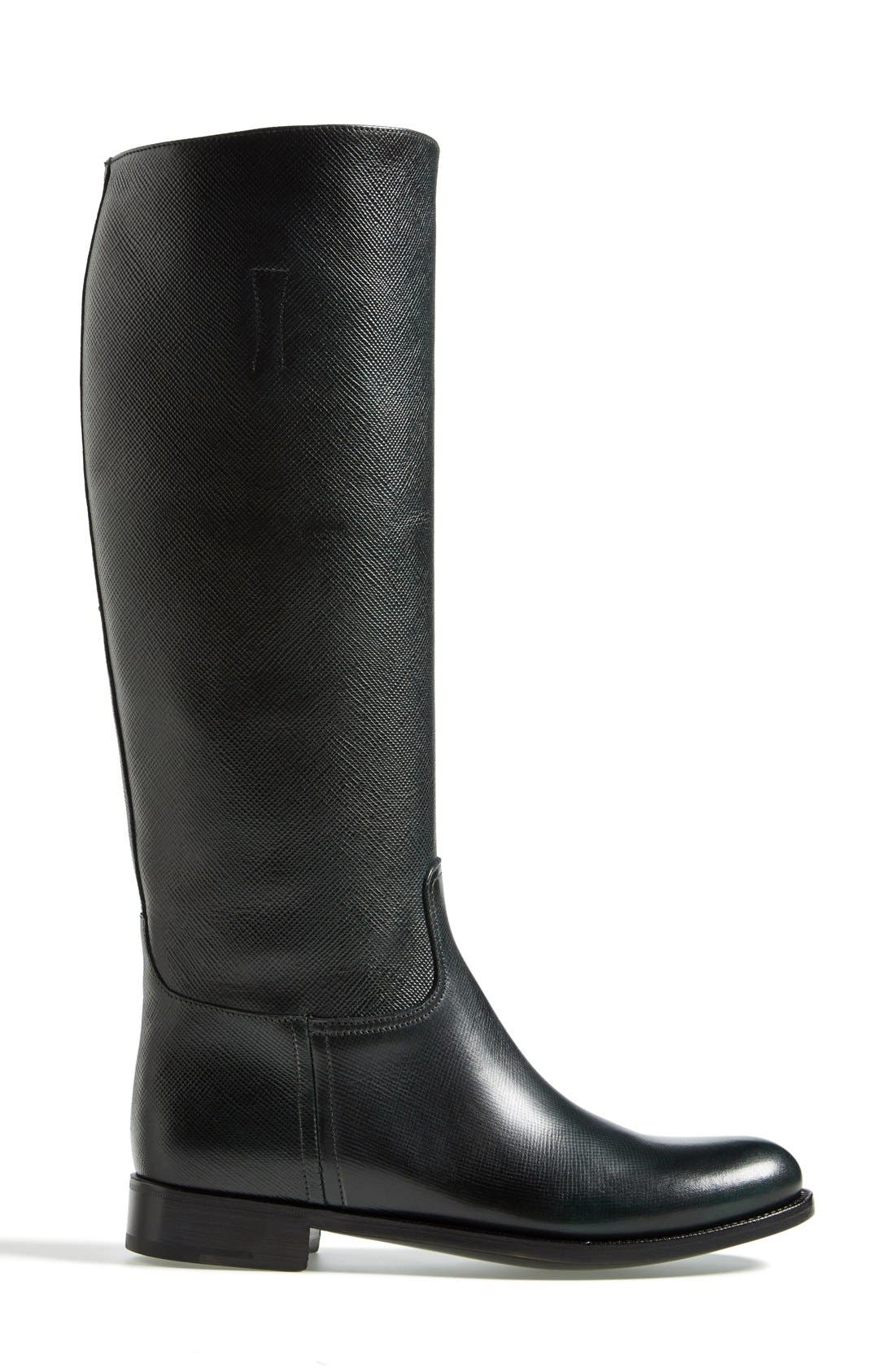 Alternate Image 4  - Prada Riding Boot (Women)