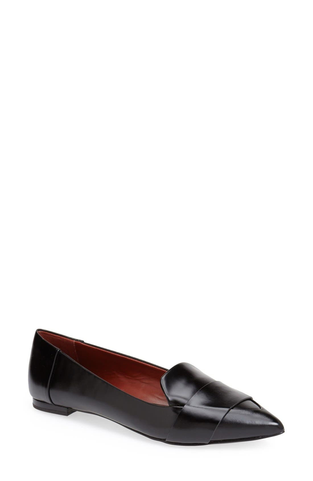 Alternate Image 1 Selected - Aerin 'Iona' Pointy Toe Flat (Women)