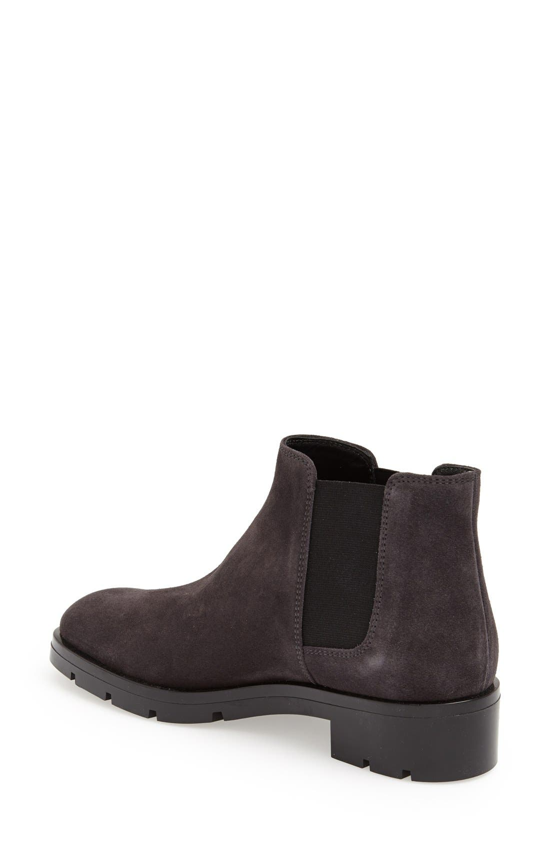 Alternate Image 2  - Tod's Suede Chelsea Boot (Women)