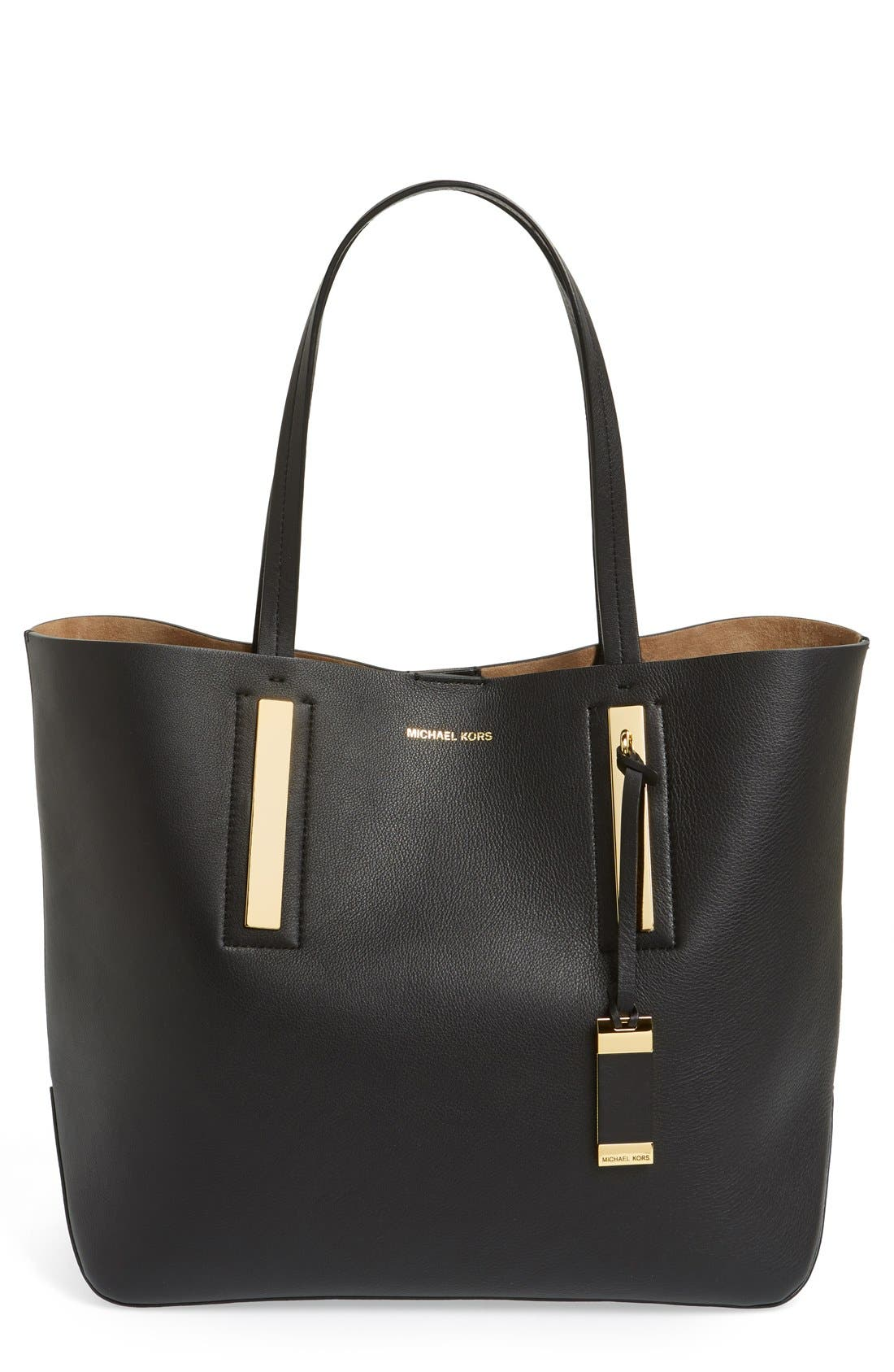 Alternate Image 1 Selected - Michael Kors 'Large Jaryn' Leather Tote