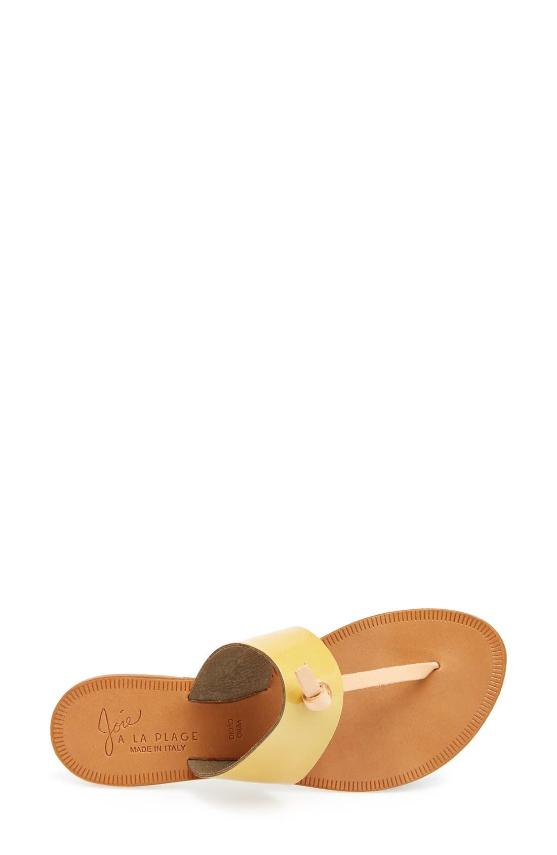 Alternate Image 3  - Joie 'Nice' Sandal (Women)