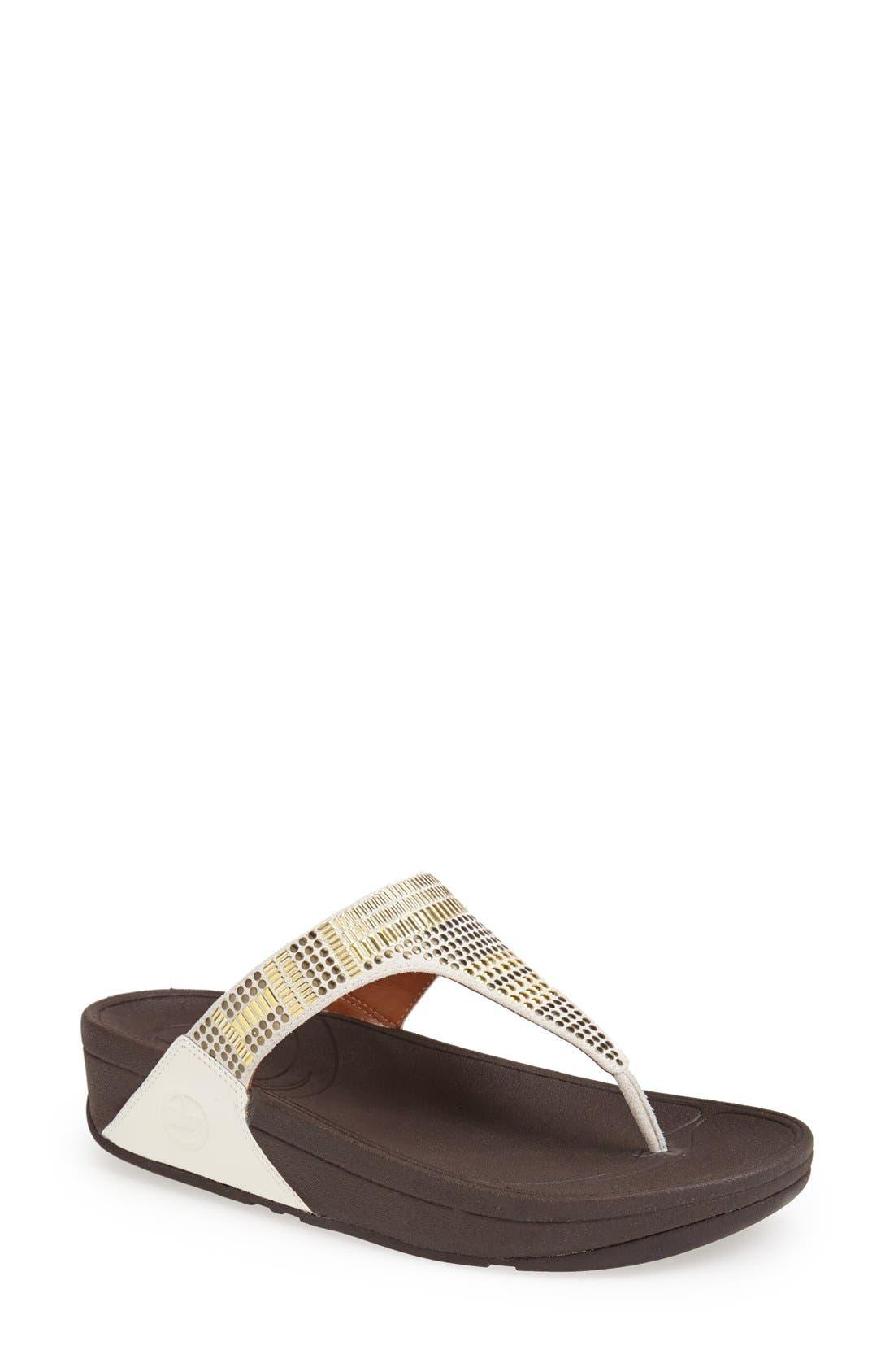 Alternate Image 1 Selected - FitFlop 'Aztek Chada' Sandal
