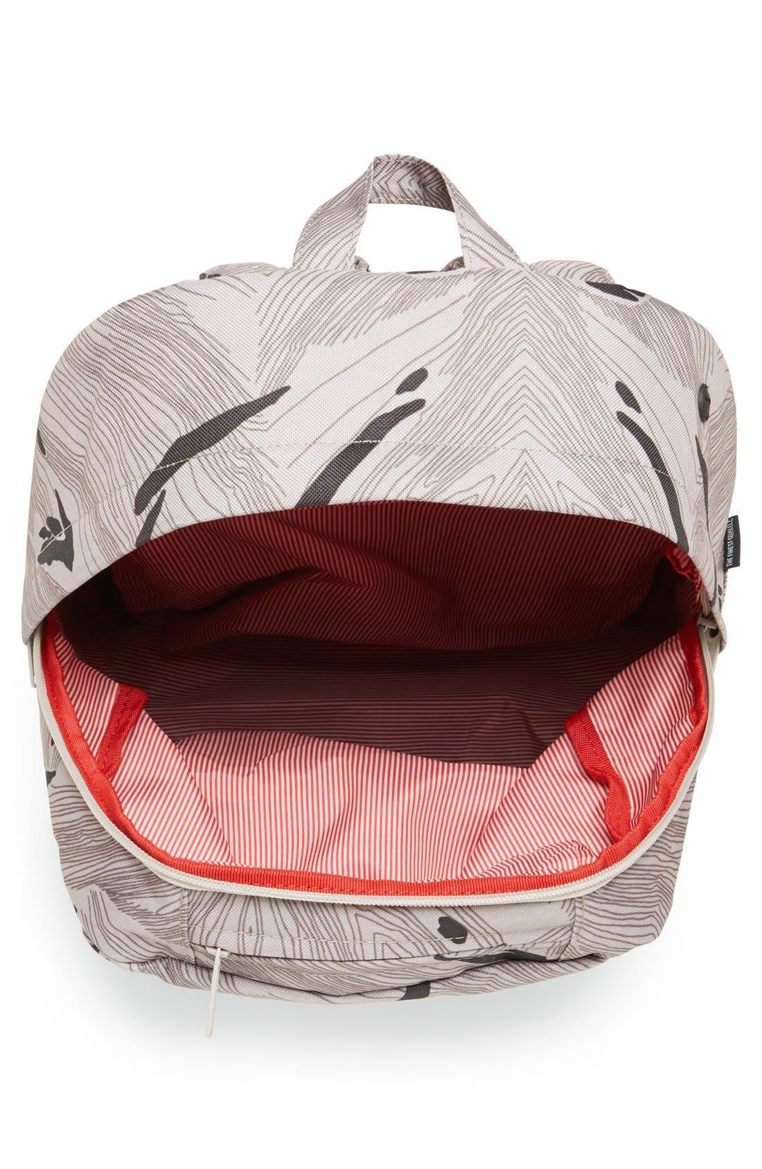 Alternate Image 3  - Herschel Supply Co. 'Pop Quiz' Backpack