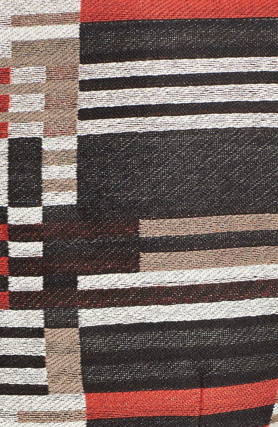 Alternate Image 3  - BOSS 'Hesandra1' Tweed Pattern Sheath Dress