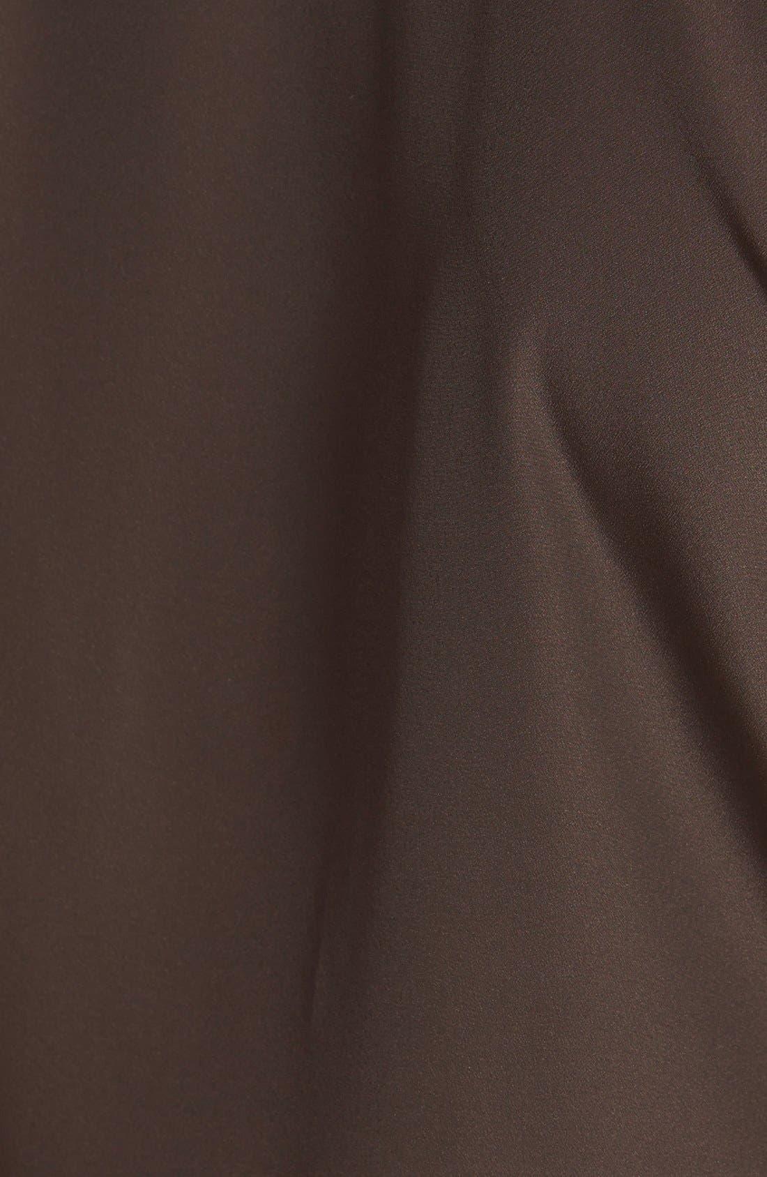 Alternate Image 3  - MICHAEL Michael Kors 'Bayala' Colorblock Print Top