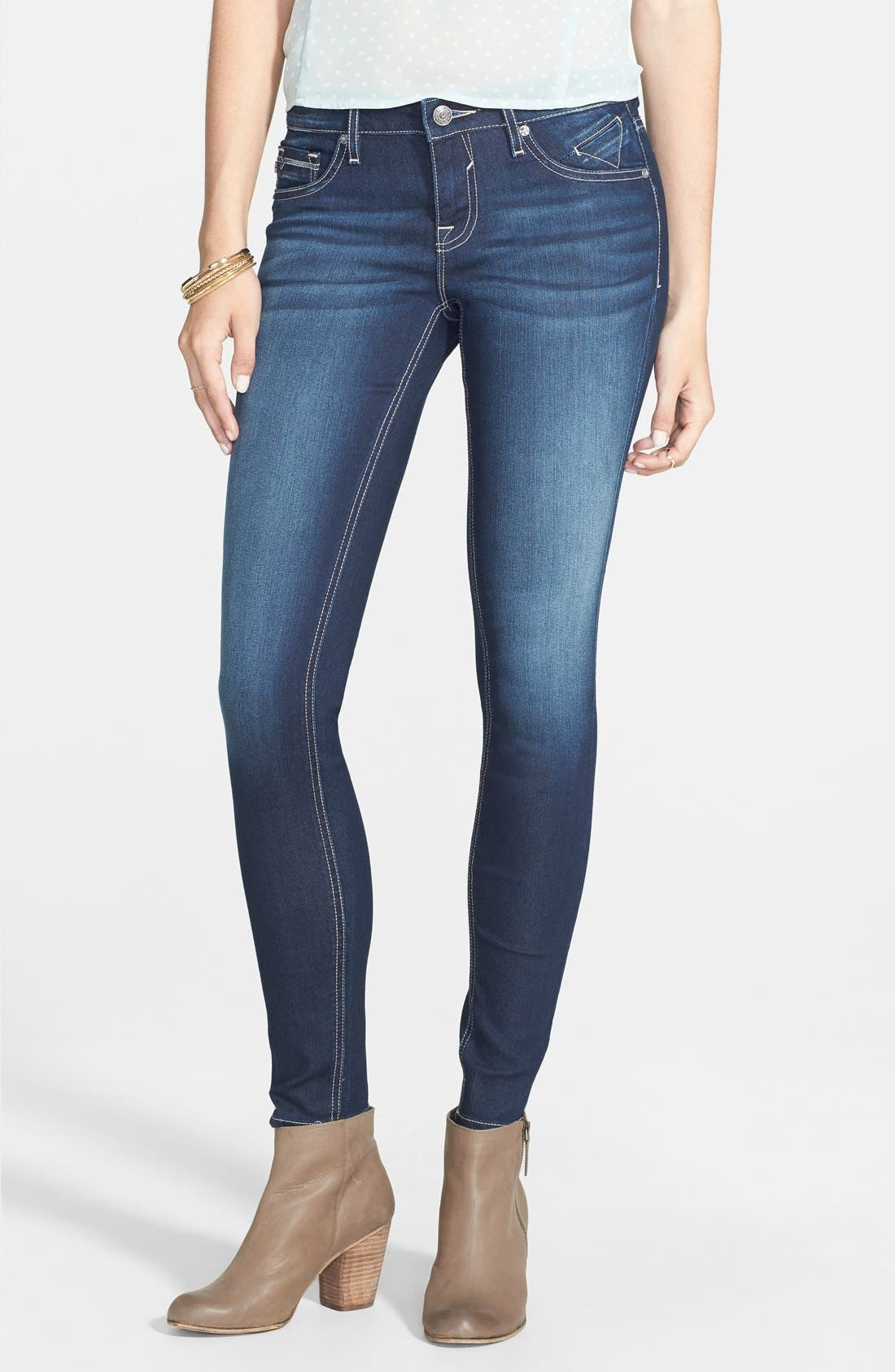 Alternate Image 1 Selected - Vigoss Skinny Jeans