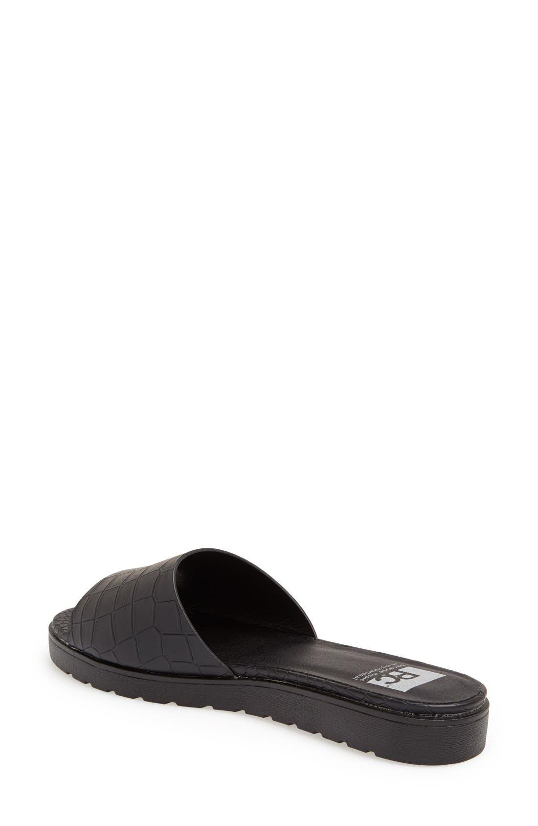 Alternate Image 2  - BC Footwear 'Inspiration' Slide Sandal (Women)