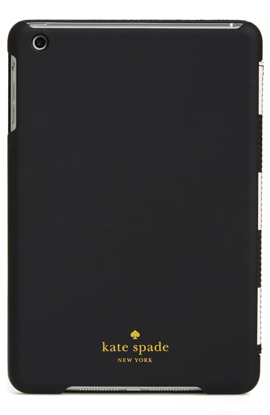 Alternate Image 4  - kate spade new york 'hawthorne lane' iPad mini case