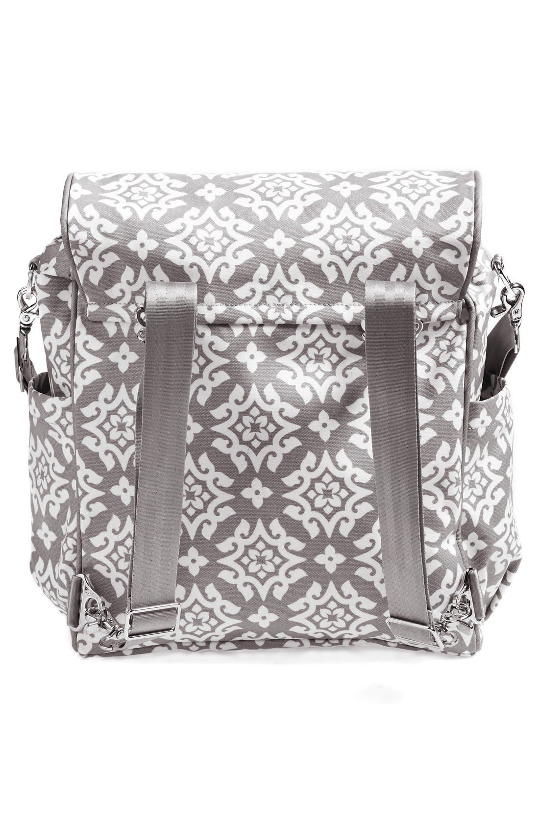 Alternate Image 4  - Petunia Pickle Bottom 'Boxy' Backpack Diaper Bag (Nordstrom Exclusive)