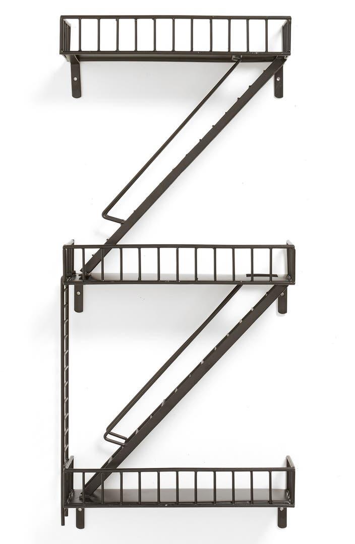 Design Ideas 39 Fire Escape 39 Shelf Nordstrom