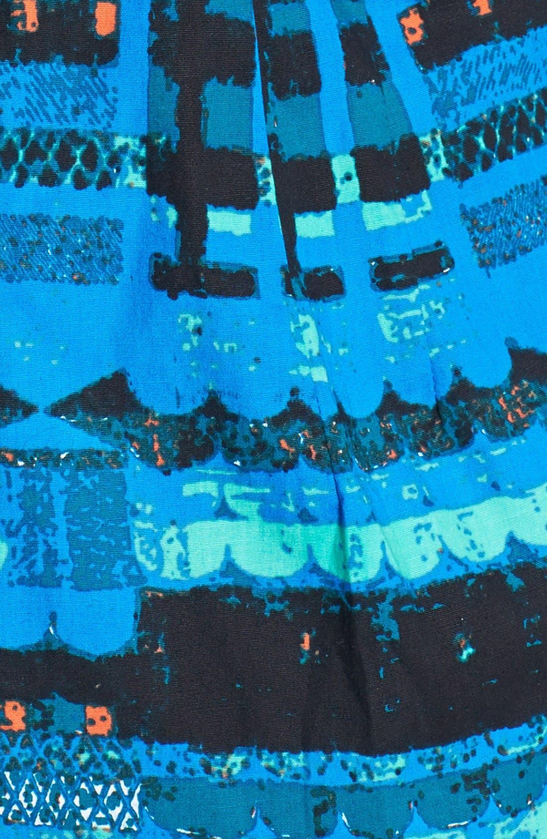 Alternate Image 4  - Plenty by Tracy Reese 'Vanessa' Print Sheath Dress (Regular & Petite)