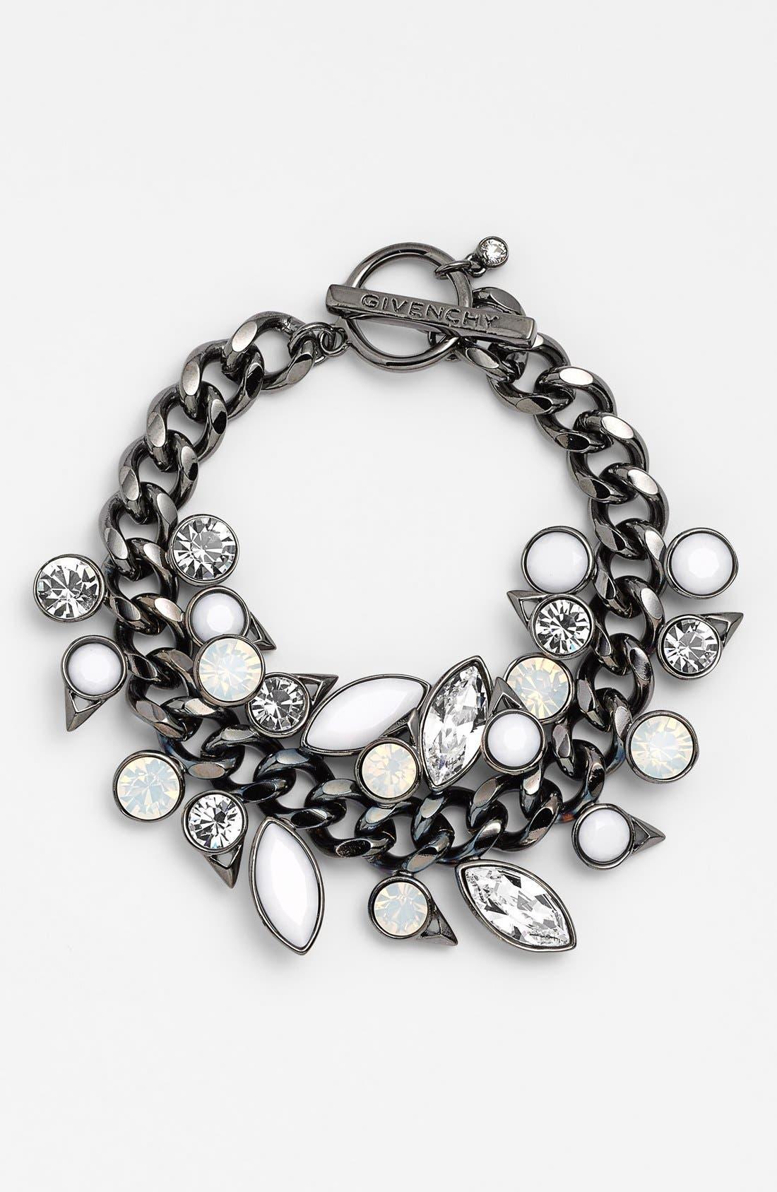Alternate Image 1 Selected - Givenchy Toggle Bracelet