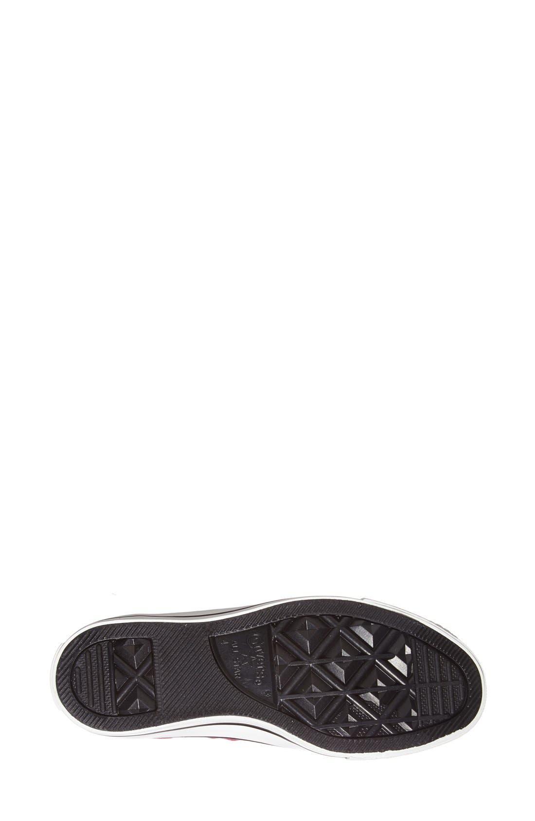 Alternate Image 4  - Converse Chuck Taylor® All Star® 'Mini Stars & Bars' Low Sneaker (Women)
