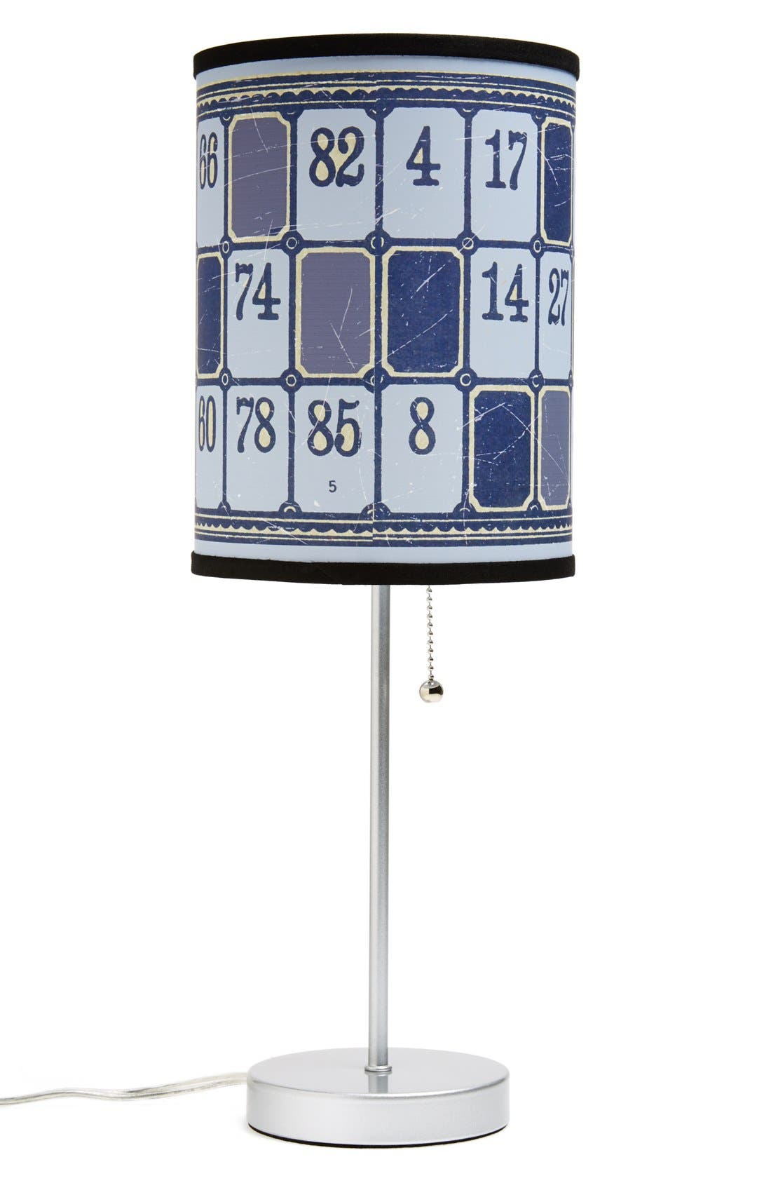 Alternate Image 1 Selected - LAMP-IN-A-BOX 'Indigo' Table Lamp