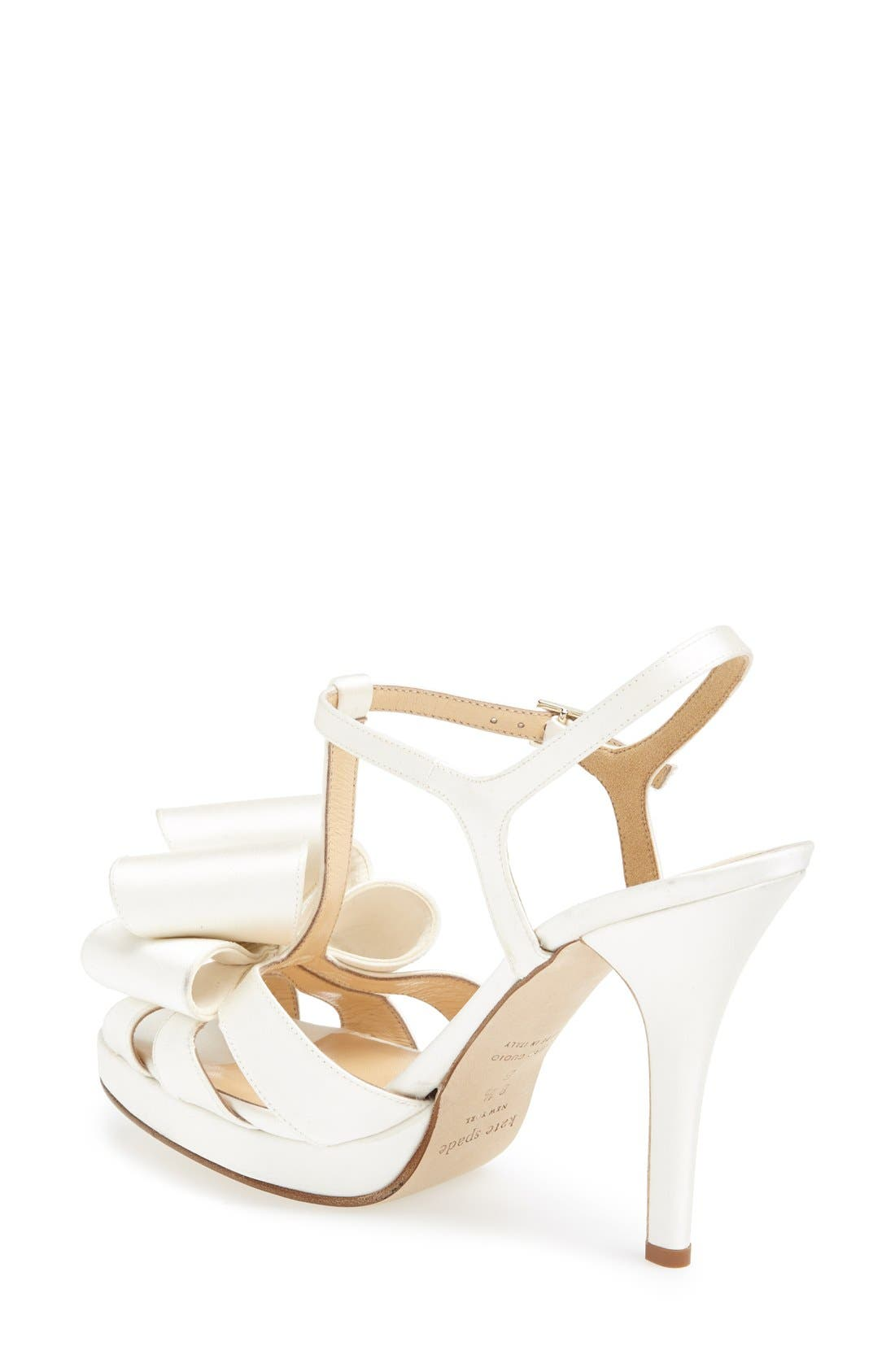 Alternate Image 2  - kate spade new york 'ribbon' sandal (Women)
