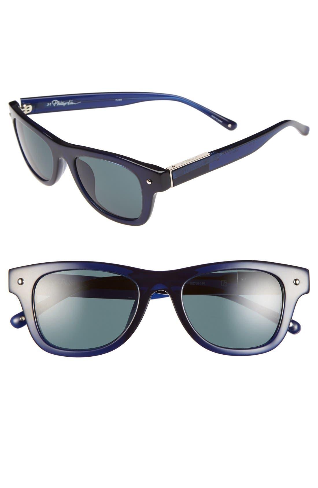 Alternate Image 1 Selected - 3.1 Phillip Lim 50mm Sunglasses
