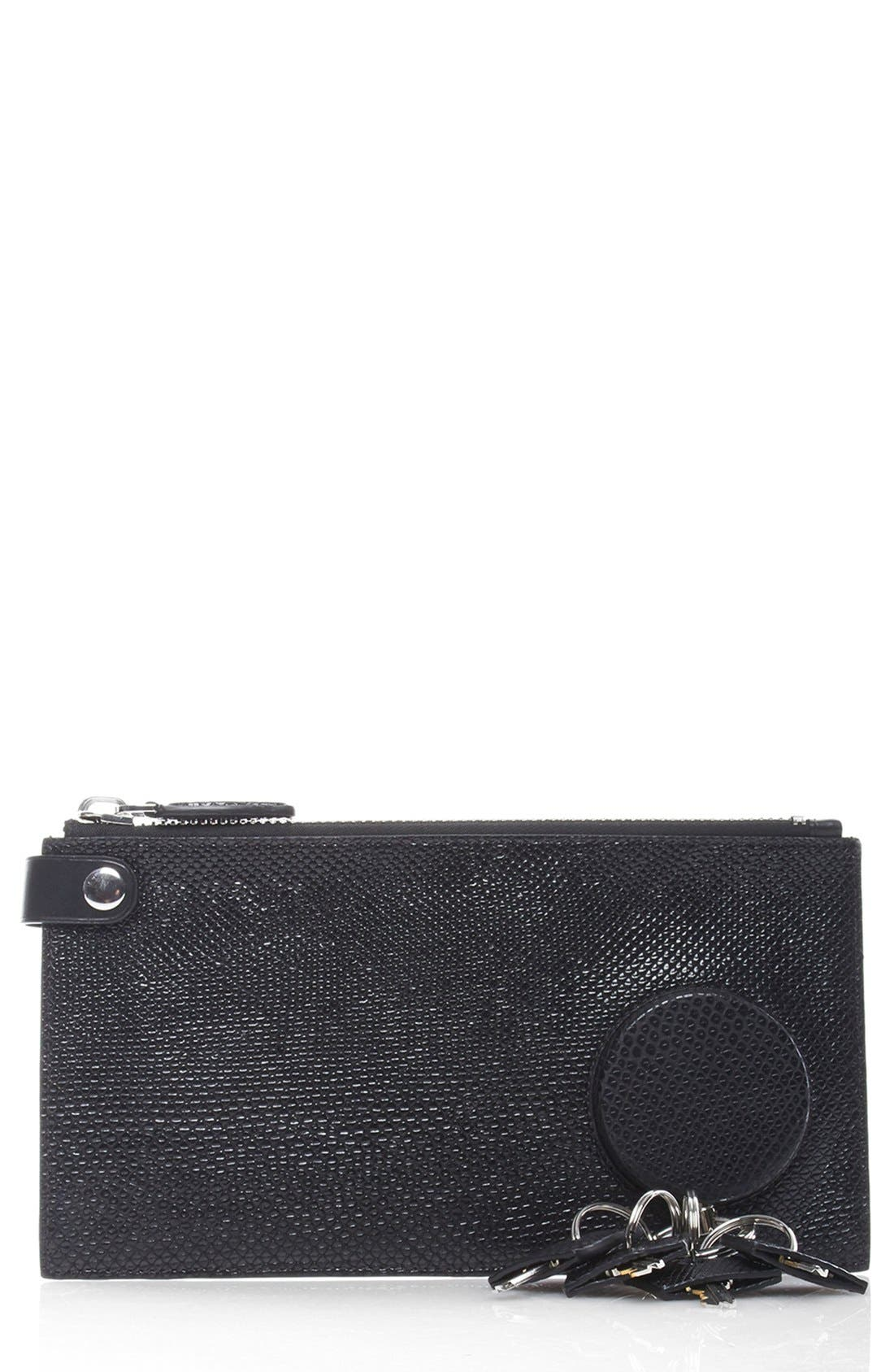 Alternate Image 1 Selected - Alexander Wang 'Runway' Key Clutch
