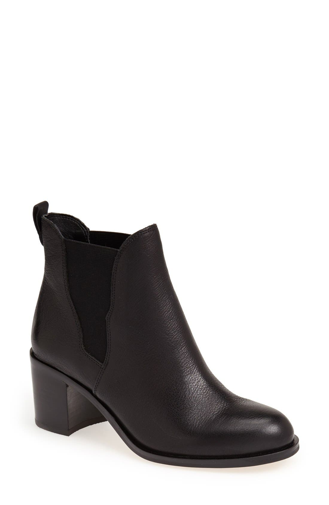 Main Image - Sam Edelman 'Justin' Leather Bootie (Women)