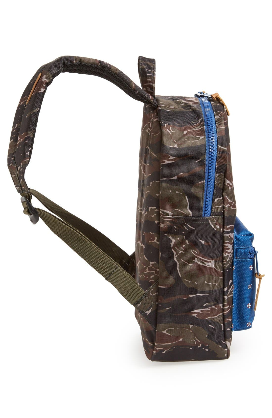 Alternate Image 3  - Herschel Supply Co. 'Settlement' Tiger Camo Backpack (Boys)