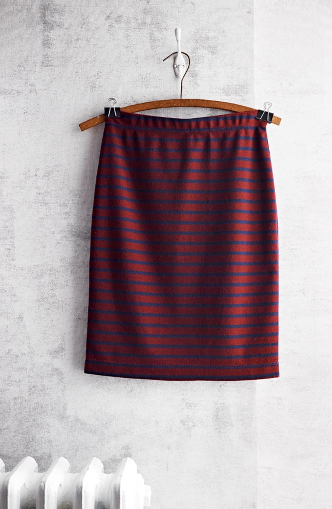 Alternate Image 12  - Ace Delivery Stripe Tube Skirt