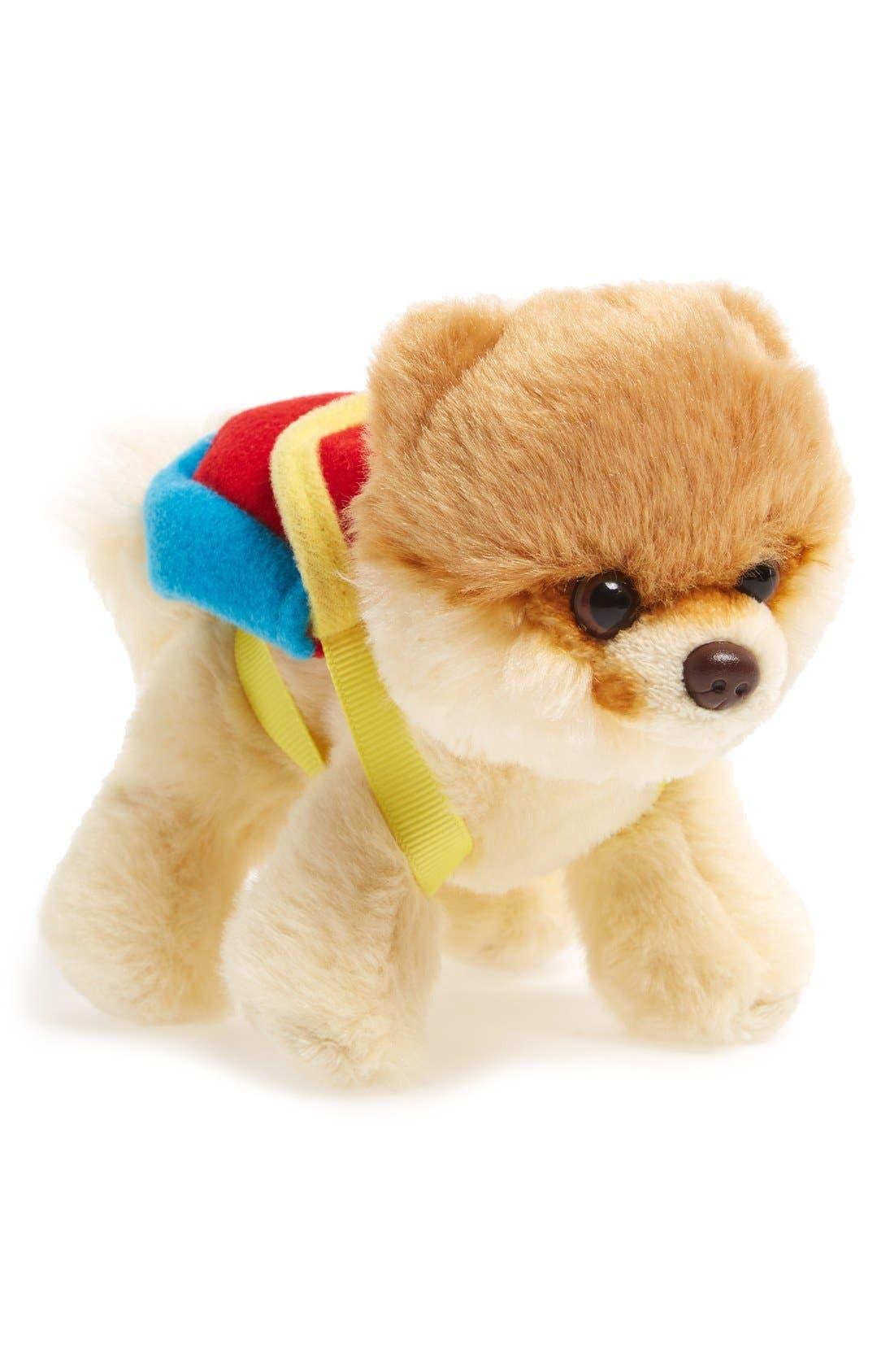 Alternate Image 2  - Gund 'Itty Bitty Boo - Backpack' Stuffed Animal