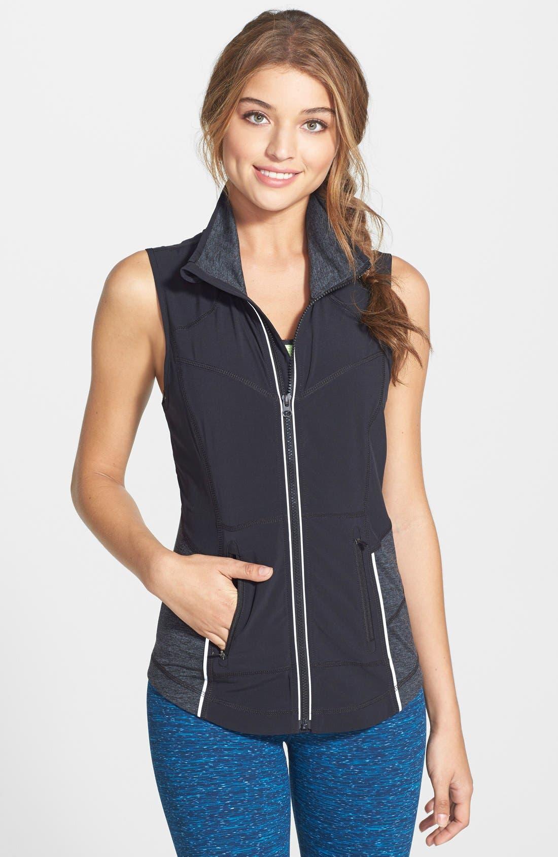 Main Image - Zella 'Momentum' Vest