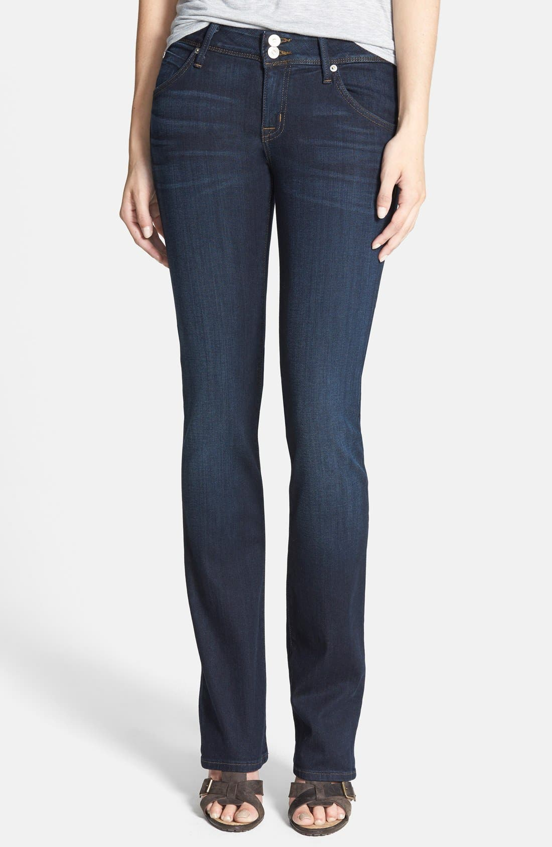 Main Image - Hudson Jeans 'Beth' Baby Bootcut Jeans (London Calling)