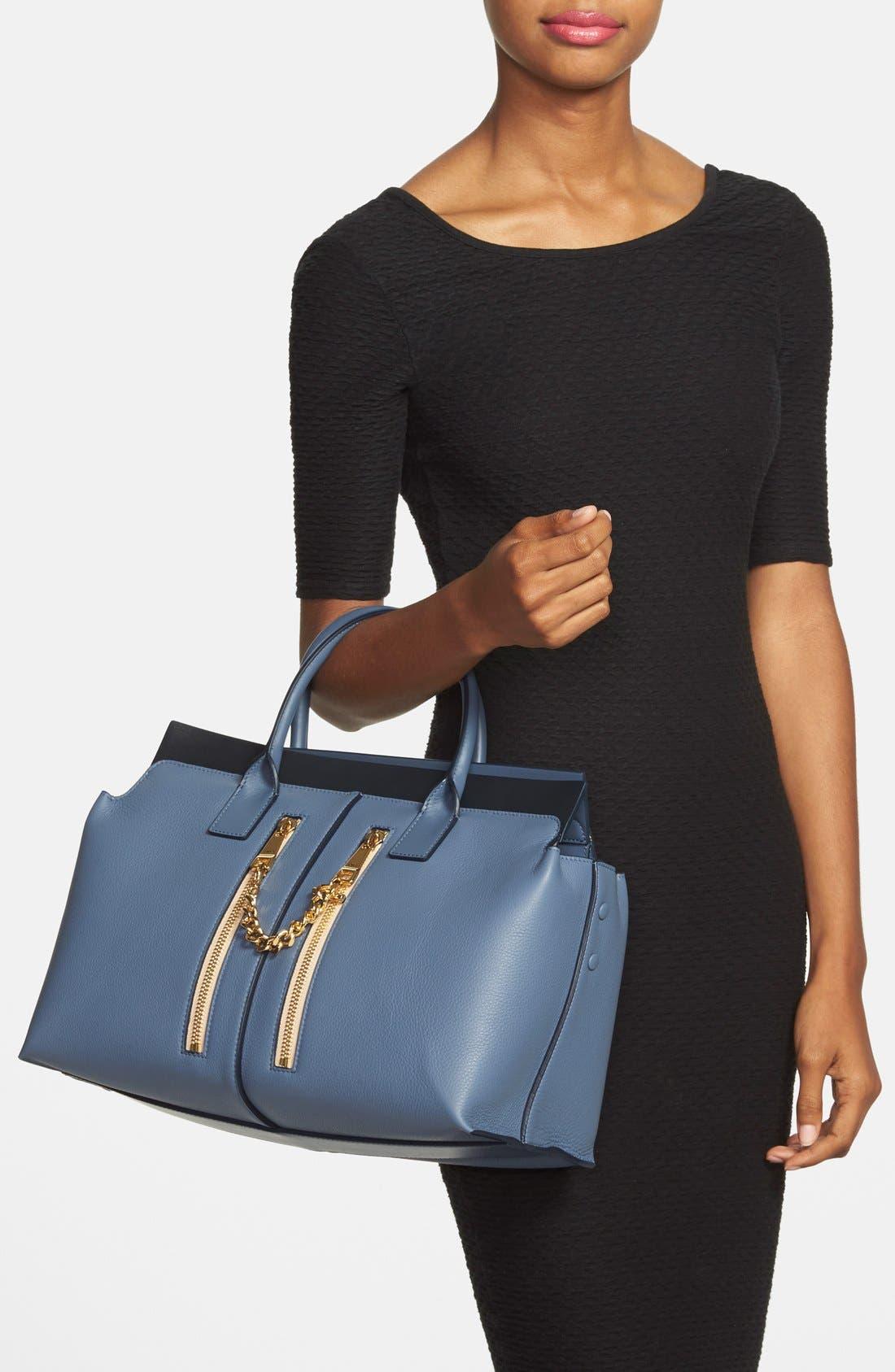 Alternate Image 2  - Chloé 'Cate - Medium' Leather Satchel