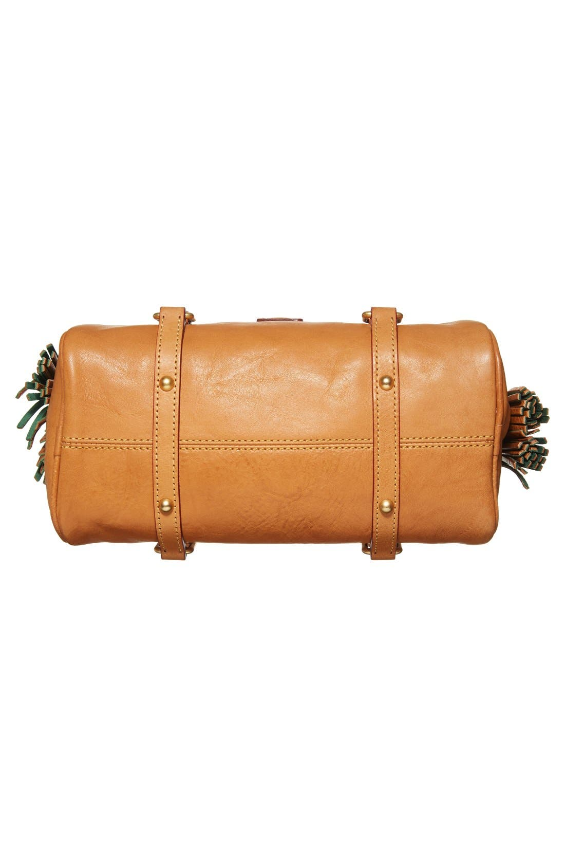 Alternate Image 5  - Dooney & Bourke 'Mini - Florentine Collection' Leather Satchel