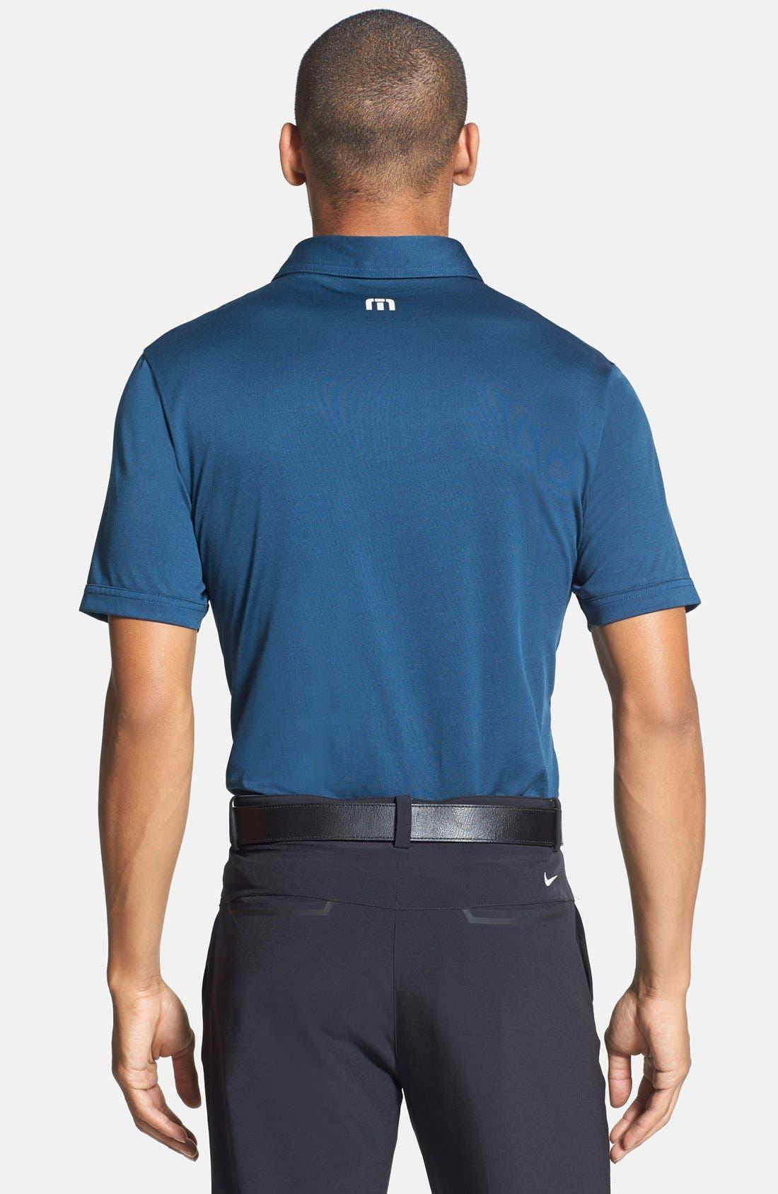 Alternate Image 2  - Travis Mathew 'Lowe' Regular Fit Polo